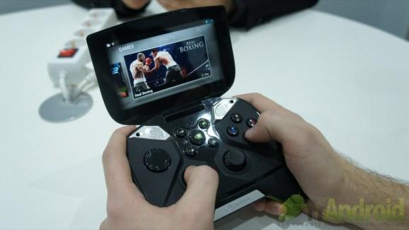 Prise en main de la NVIDIA Project Shield, la console expérimentale sous Android