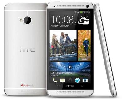 Le HTC One vient d'être officialisé