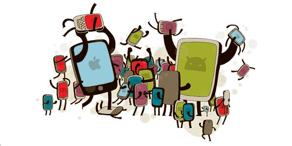 Marché mobile, comScore nous livre des études intéressantes