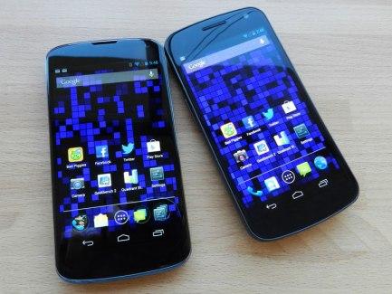 Android 4.2.2 est aussi en cours de déploiement sur Nexus 4 et Galaxy Nexus (yakju)