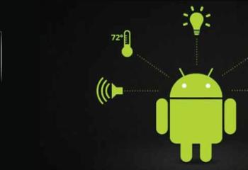Domotique : Android débarque chez vous !