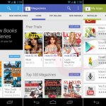 Preview de la nouvelle version du Google Play