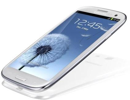 Samsung Galaxy S3 : une version
