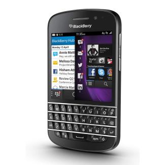 BlackBerry Q10 : Disponible en pré-commande à 650 euros