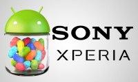 Sony, Android 4.1 arrivera très bientôt sur les Xperia P, Go, S,...
