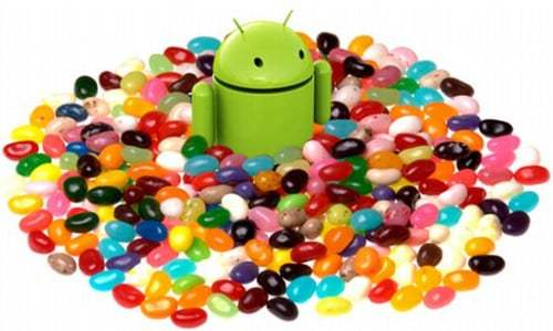 Android raffle tout au premier trimestre