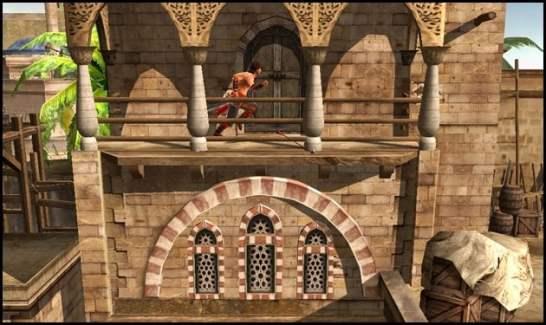 Prince of Persia : L'Ombre et la Flamme, un premier trailer du jeu prévu sur Android et iOS