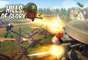 "Hills of Glory 3D, un tower defense aux allures de ""cartoon"""