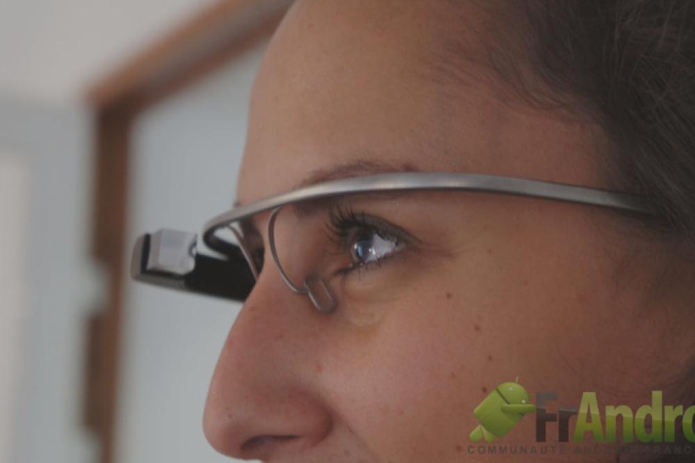 Google Glass : premières impressions