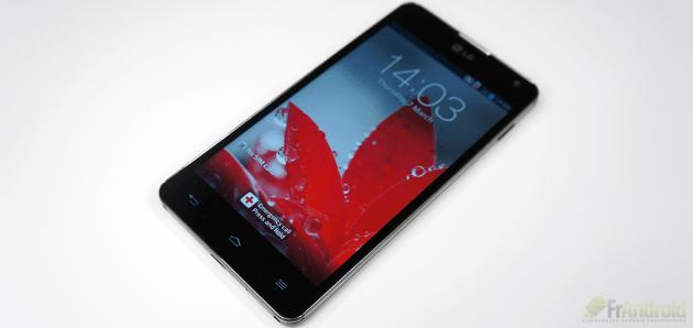 Une faille de sécurité sur le LG Optimus G découverte