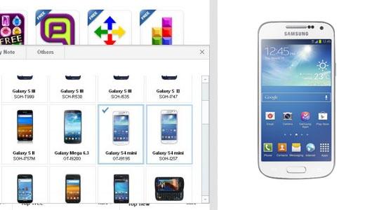 Galaxy S4 Mini, le modèle GT-i9195 aurait un Snapdragon 400