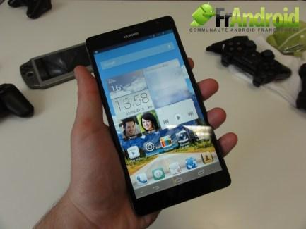 Le Huawei Ascend Mate 2 aperçu sur AnTuTu