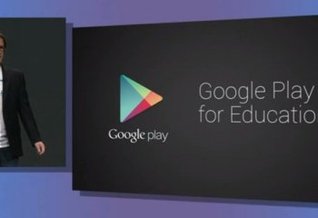 Google Play for Education : une nouvelle section du market dédiée à l'enseignement