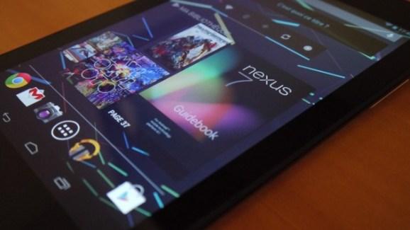 Des défaillances constatées sur la Nexus 7 ?