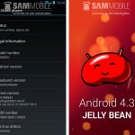 La version test d'Android 4.3 portée sur le Galaxy S4 GT-I9505