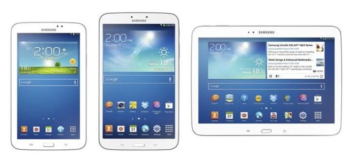 Une tablette Samsung AMOLED de 10,5 pouces présentée lors du prochain CES ?