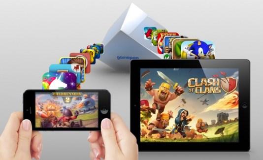 GamePop : la console Android compatible avec les jeux iPhone et iPad