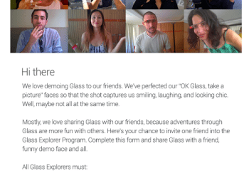 Google Glass Explorer étend sa communauté de participants