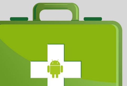 La support-library est mise à jour et intègre l'ActionBarCompat pour Android 2.1+