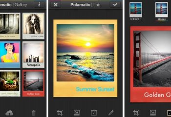 Polamatic, l'application Polaroid débarque sur le Google Play