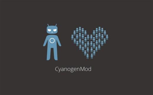 CyanogenMod 10.1 sur onze nouveaux smartphones