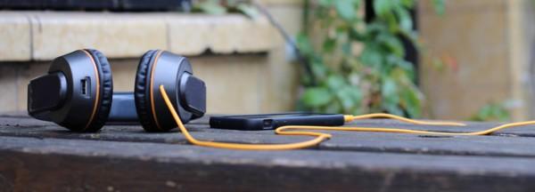 OnBeat : un casque qui alimente la batterie de votre smartphone