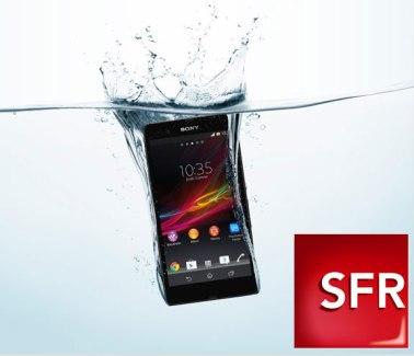 Android 4.2.2 arrive sur le Sony Xperia Z chez SFR