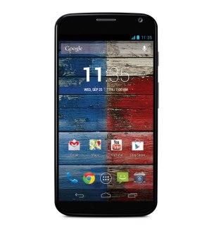 Le Moto X de Motorola est officiel : la personnalisation à l'honneur