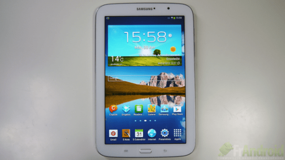 Android 4.2.2 arrive sur la Samsung Galaxy Note 8.0 3G