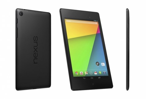 Google retire la Nexus7 de la vente sur le Google Store