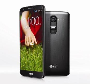 LG G2 : le smartphone tourné vers l'utilisateur est officiel