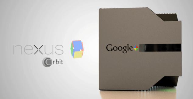 Nexus Orbit : un concept donne vie à la console de jeu Android selon Google