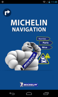 Michelin Navigation remplace Michelin Trafic sur le Play Store