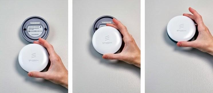 Ericsson présente Radio Dot, un Femto compact