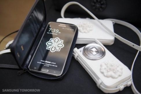 Samsung présente des accessoires haute-couture pour le Galaxy Note 3 et le S4 Zoom