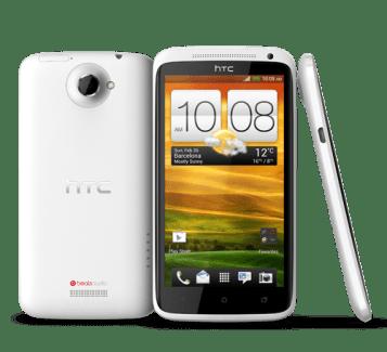 HTC One X : la mise à  jour 4.2.2 disponible chez SFR