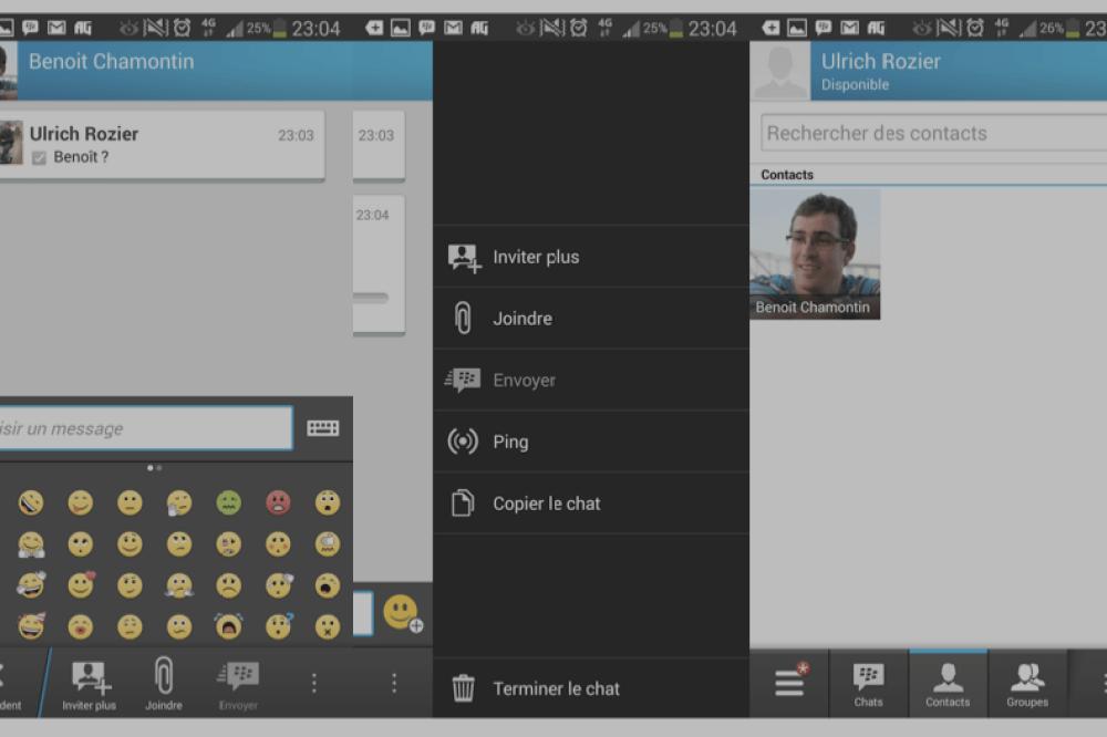 BBM est enfin disponible sur Android (et iOS)