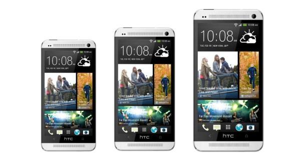 HTC One, One Mini et One Max : entre 25 et 50 Go offerts sur Google Drive avec HTC Sense 5.5