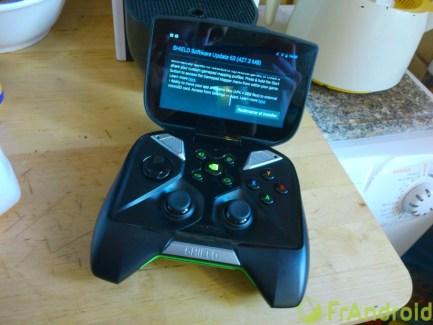 Nvidia Shield : une mise à jour majeure vers Android 4.3 est arrivée