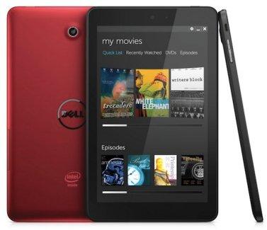 Dell Venue 7 et 8 sous Clover Trail+, à partir de 150 euros !