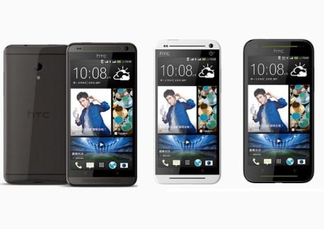 HTC annonce les Desire 709d, Desire 7060 et Desire 7088 pour le marché chinois