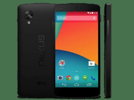 Nexus 5 : caractéristiques finales ? version avec batterie à 3000 mAh ? packaging ? prix ? blanc ?