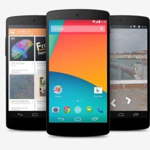 Le Nexus 5 est officiel et disponible en France