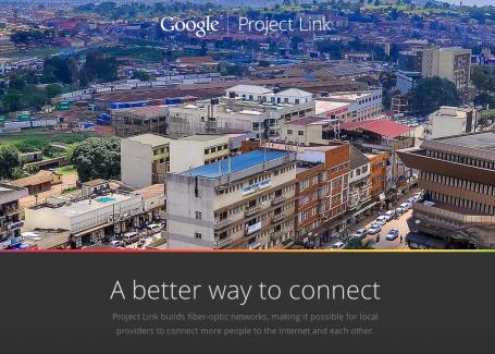 En Afrique, Google investit dans le réseau Internet et accroît ses opportunités de marché
