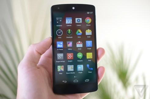 Nexus 5 vs Galaxy S4 : les benchmarks et les tests