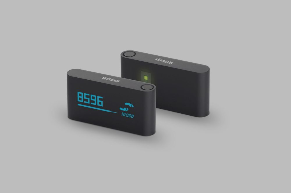 Test du Pulse, le mini tracker d'activité de Withings