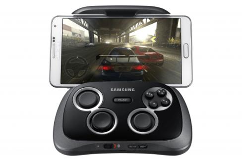 Samsung GamePad : la disponibilité européenne de la manette de jeux est confirmée