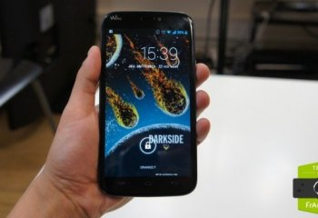 Test du Wiko Darkside, une phablette low-cost