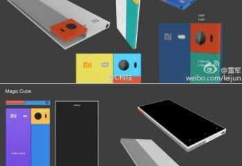 Magic Cube : le smartphone modulable de Xiaomi se dévoile en photo