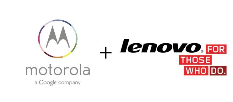 Motorola pourrait engloutir la branche mobile Lenovo